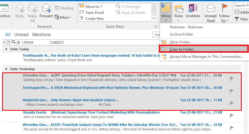 How to Split PST file in Outlook 2016/2013/2010/ 2007 Platform - Image 16