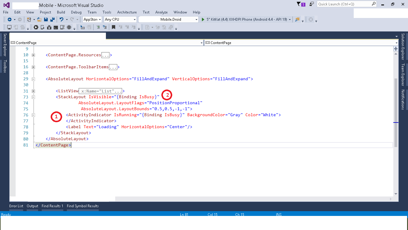 How To Avoid Memory leaks in Xamarin Forms - 15040 | MyTechLogy