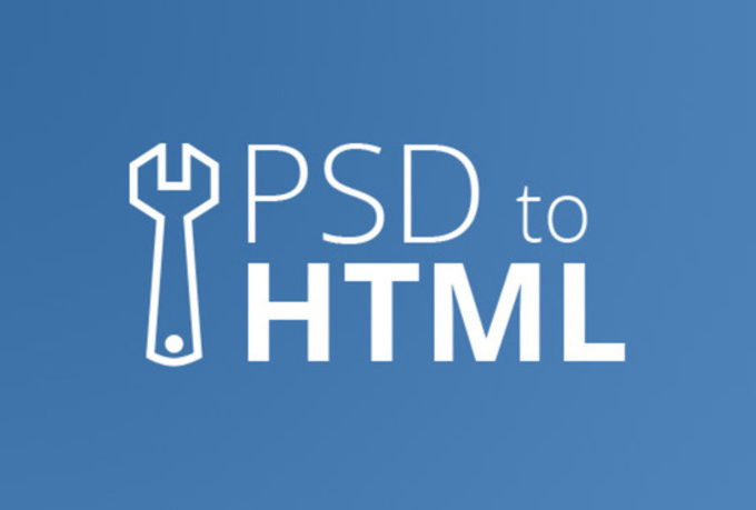 A Synopsis On How To Convert From PSD To HTML - Image 1