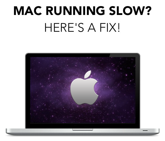 How to Speed Up A Slow Running Mac Machine? - Image 1