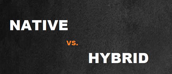 Revisit the Native vs Hybrid Debate in 2017 - Image 1