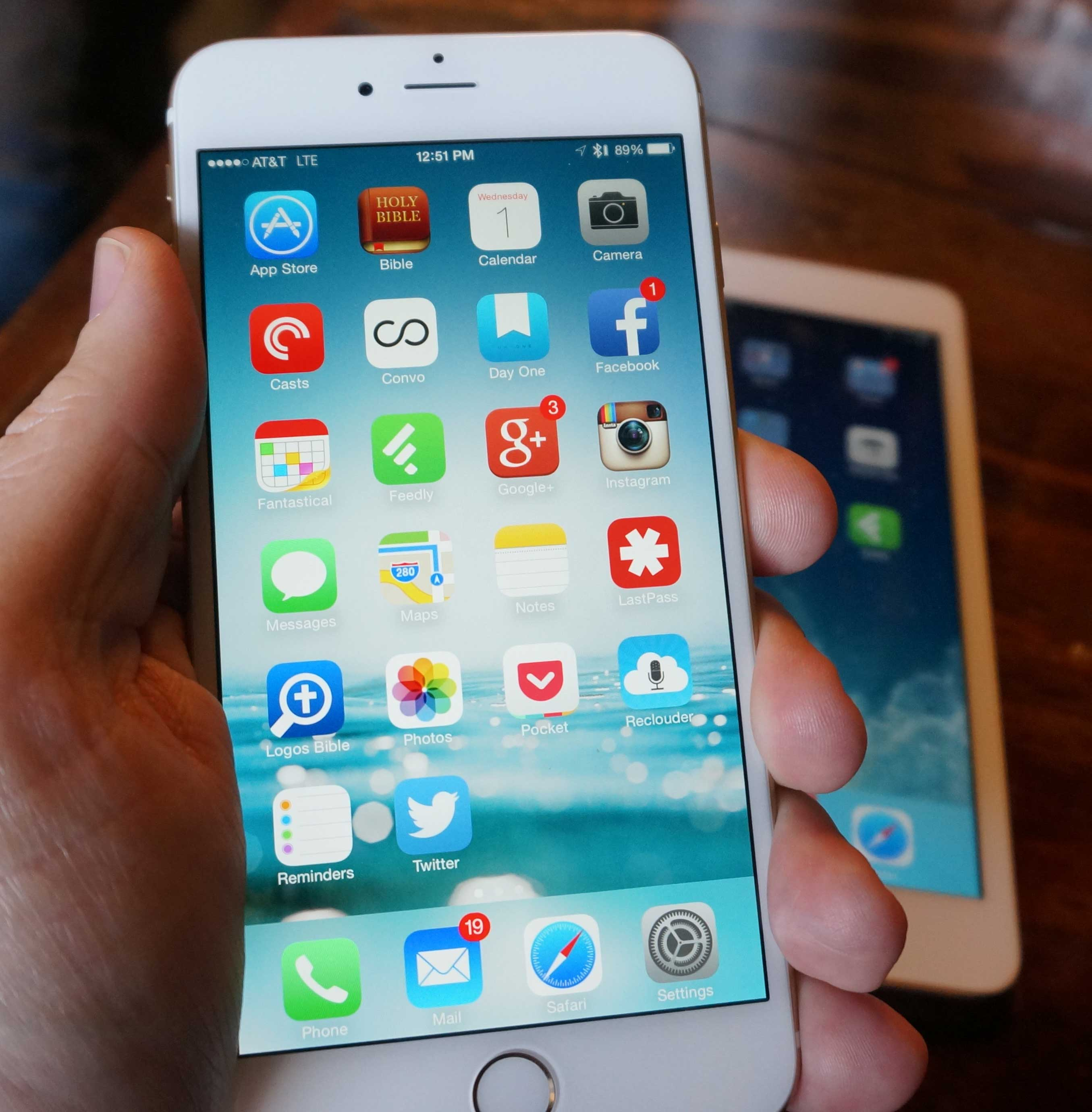 Appleâs iOS 8.1 Update Out of the Bin â Hereâs what to Expect - Image 1