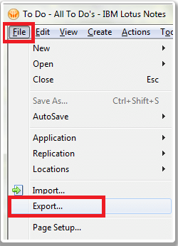 Quick Process for the Conversion of Lotus Notes to Outlook - Image 3