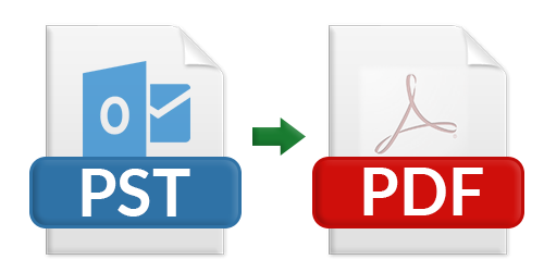 A complete manual guide to Convert PST to PDF with attachments - Image 1