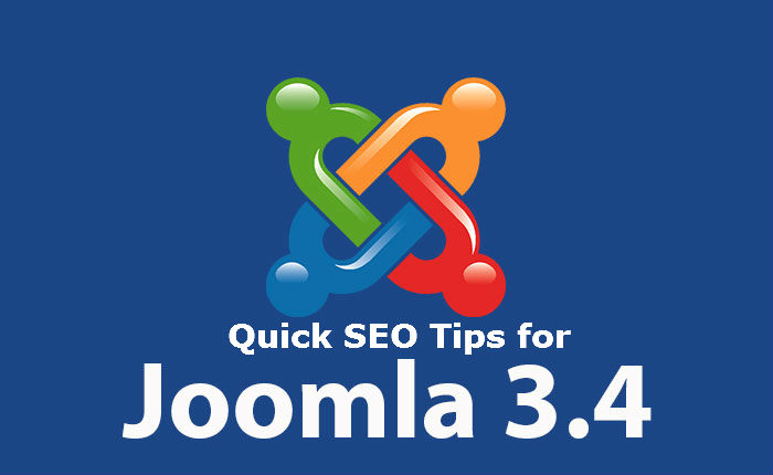 Quick SEO Tips for Joomla 3.4 - Image 1