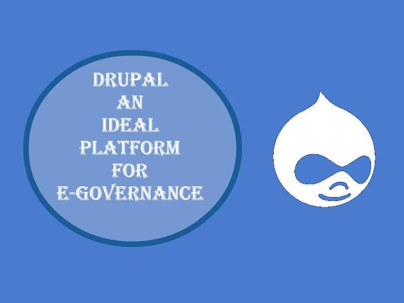 Drupal An Ideal Platform for e-Governance - Image 1