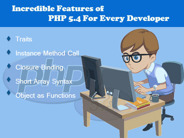 5 Incredible Features of PHP 5.4 Every Developer Should Use - Image 1