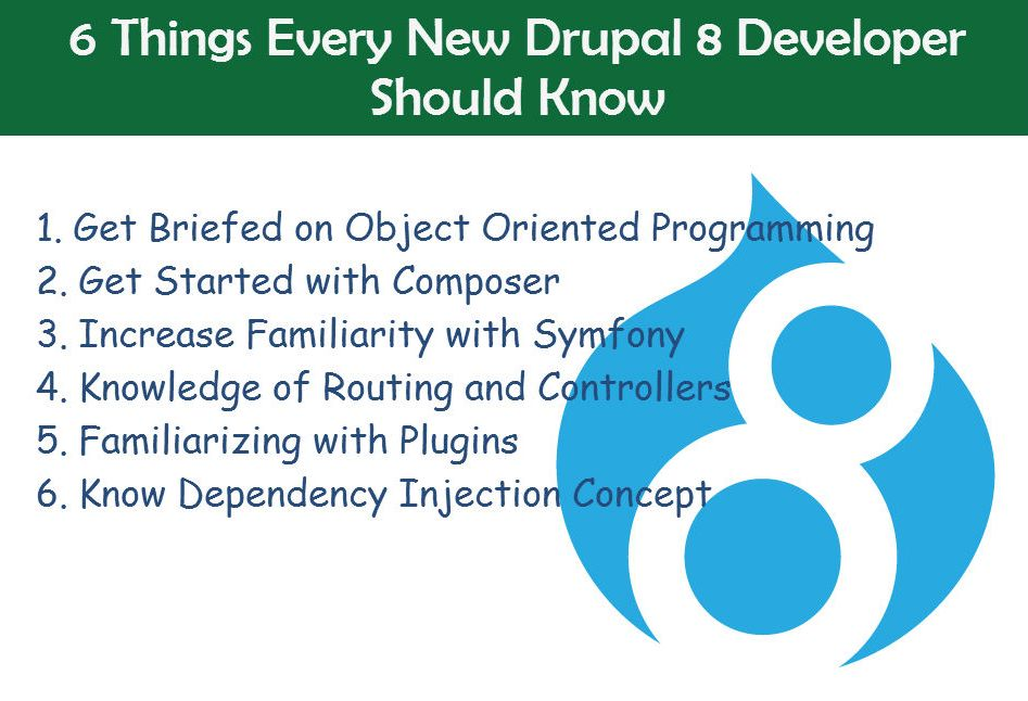 6 Things Every New Drupal 8 Developer Should Know - Image 1