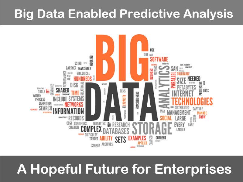 Big Data Enabled Predictive Analysis: A Hopeful Future for Enterprises - Image 1