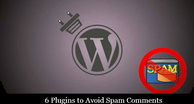 6 Plug-ins to Avoid Spam Comments - Image 1