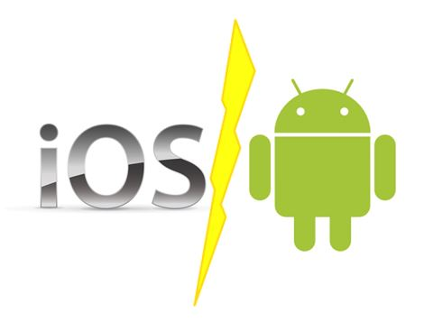 Difference and Comparisons between iOS and Android - Image 1
