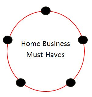 5 Must Haves for Every Home Business - Image 1