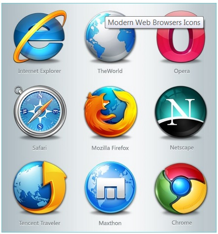 New Tools for Old Age (Tit-bITs 2 of 11) - About Web Browsers & Google Search Engine - Image 1