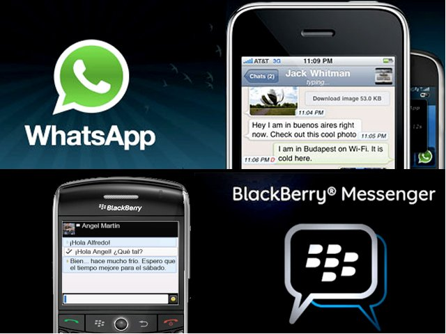 WhatsApp spreading to Blackberry - Image 1