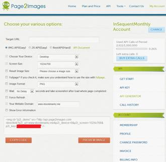 Page2Images: A Good Website Screenshot Service - Image 5