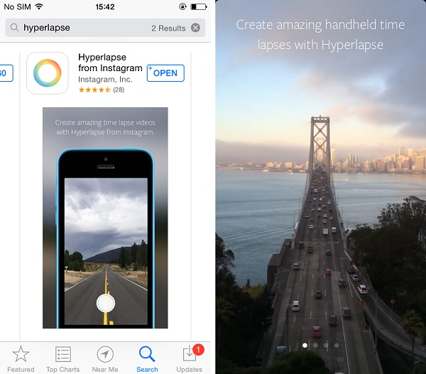 5 Biggest Reasons Why Hyperlapse App Will Help Your Marketing Strategy on Instagram - Image 1