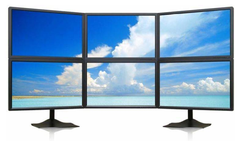 How To Set Up A Multi Monitor Computer - Image 1