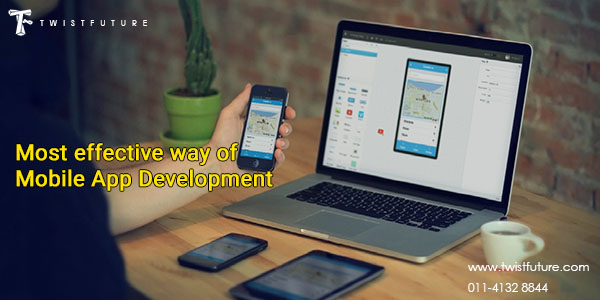 The Most effective way of Mobile App Development - Image 1