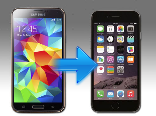 How to Transfer Data from Android to iPhone 6/6 Plus/6S/6S Plus - Image 1