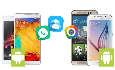 Android Data Transfer - Transfer Data from Android to Android - Image 1