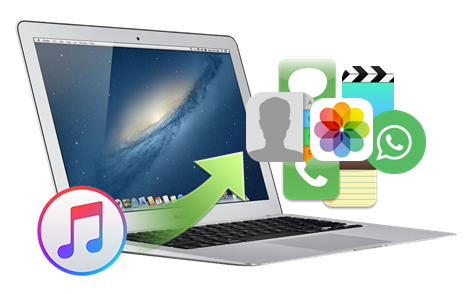 Free iPhone Backup Extractor Mac - Image 1