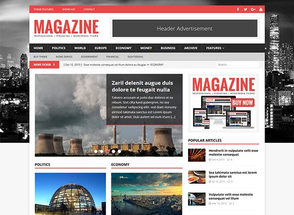 10 Best WordPress Themes which are SEO Ready - Image 3