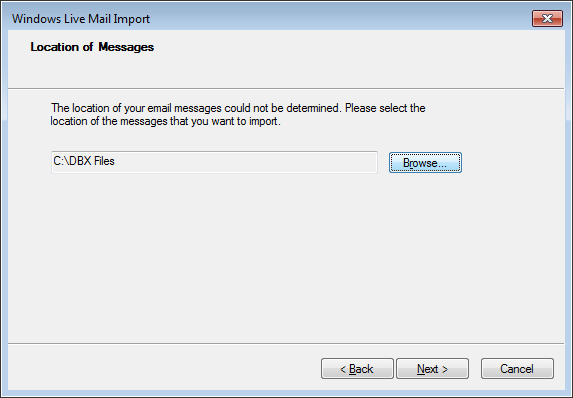 How To Convert Outlook Express To Outlook - Image 5