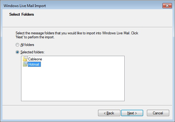 How To Convert Outlook Express To Outlook - Image 6