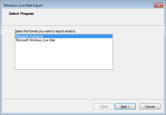 How To Convert Outlook Express To Outlook - Image 10