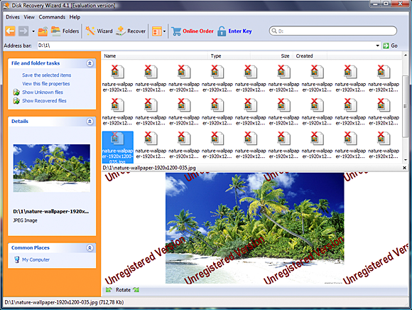 Disk Recovery Wizard: Wizard-Based Recovery - Image 3