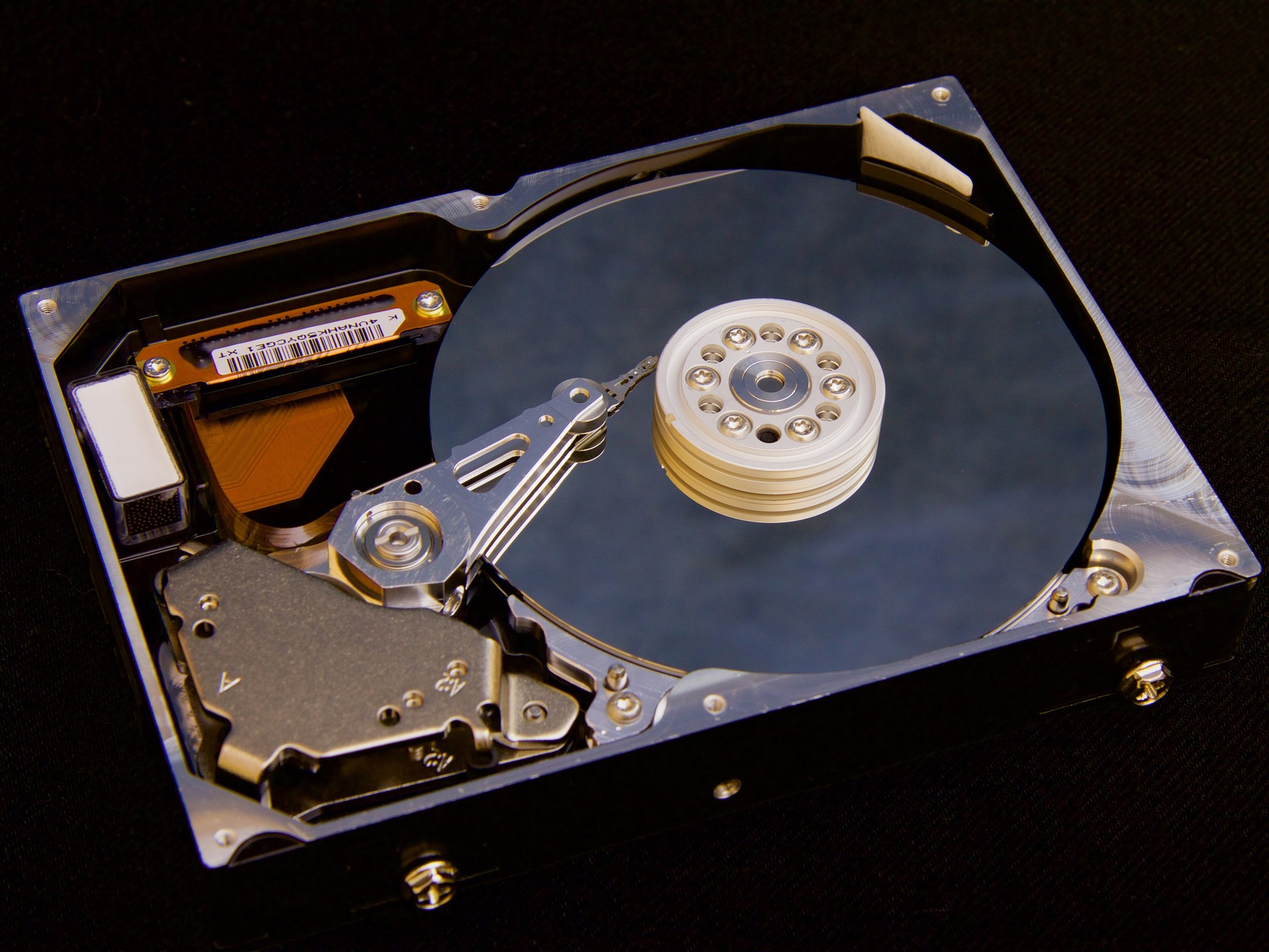 Disk Recovery Software Helps Recovering Lost Files from the Hard Drive - Image 1