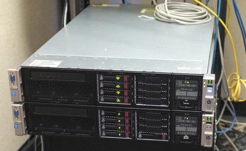 Keep your servers labelled clearly to minimise confusion - Image 3