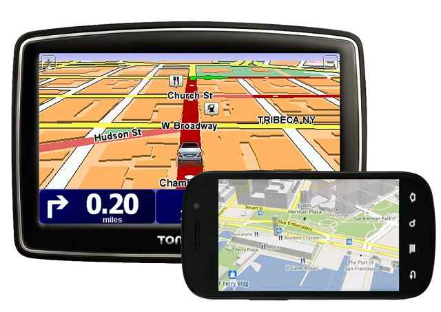 Smart Phone vs. GPS Tracking Device - Image 1