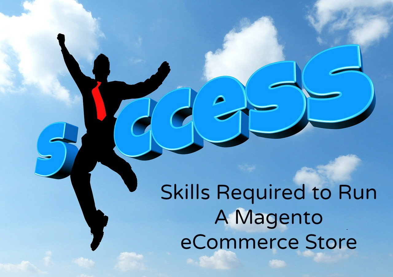 Skills Required to Run A Magento eCommerce Store - Image 1