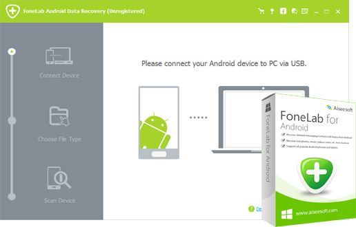 Android Data Recovery: Recover Lost Files from Android - Image 1