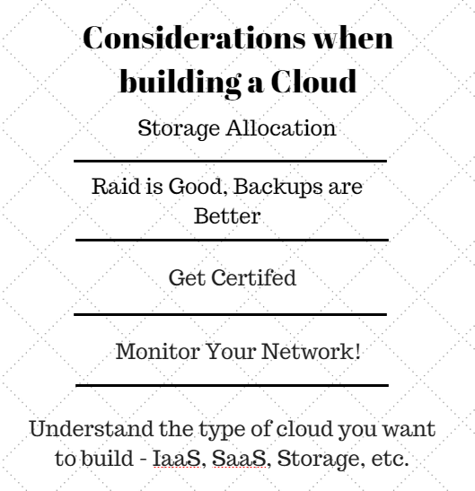 Things to consider before building a private cloud - Image 1