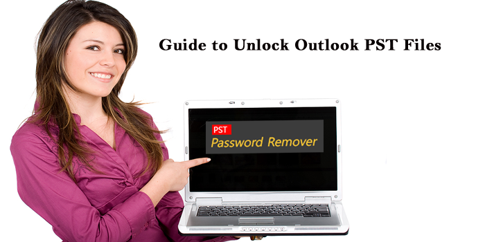 Guide To Unlock MS Outlook PST File - Image 1