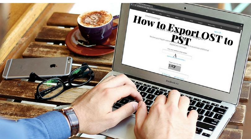 How to export ost file to pst - Image 1