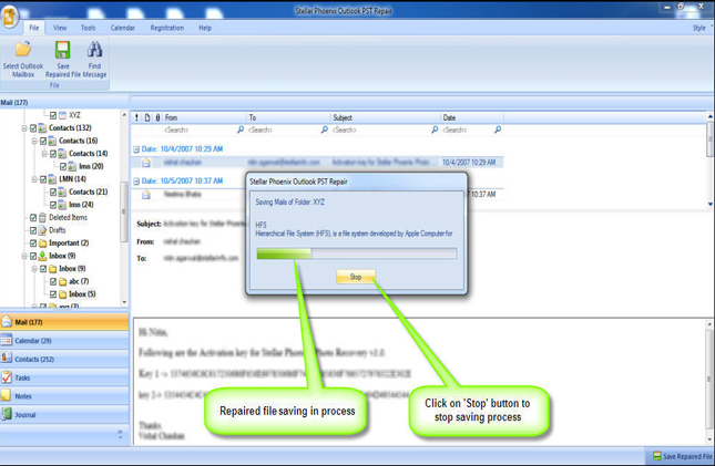Repair Damaged PST File with Stellar Outlook PST Repair - MyTechLogy