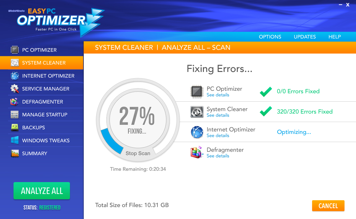 Easy PC Optimizer Review: the App to Make Your PC Fast and Responsive - Image 1