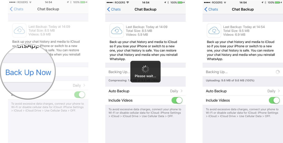 How to Back up Your Messages and Media from WhatsApp on iPhone - Image 4