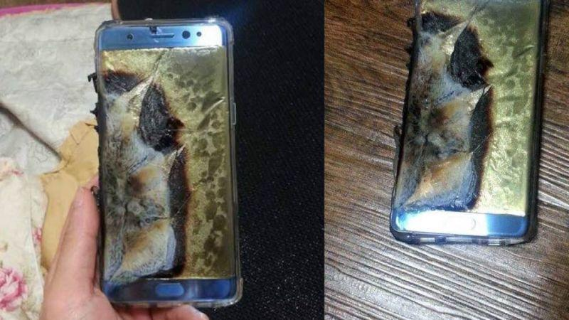 Will my phone explode? How to stop your phone battery exploding: Why did the Galaxy Note 7 explode? - Image 2