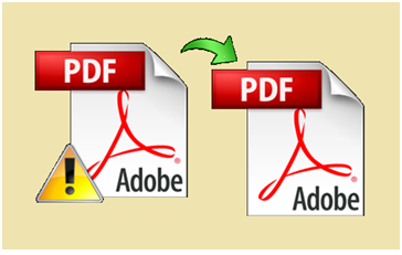 How to Fix Corrupt PDF Files With Ease !!! - Image 1