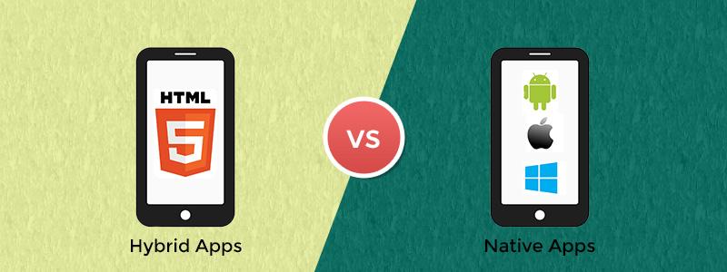 Native Apps vs Hybrid Apps in the Mobile Application Development World - Image 1