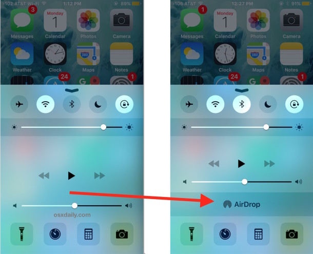AirDrop Not Showing Up in iOS Control Center? This is the Easy Fix - Image 3