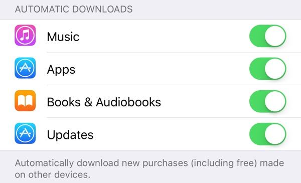 Audiobooks bought from Apple can now be re-downloaded using iCloud - Image 2