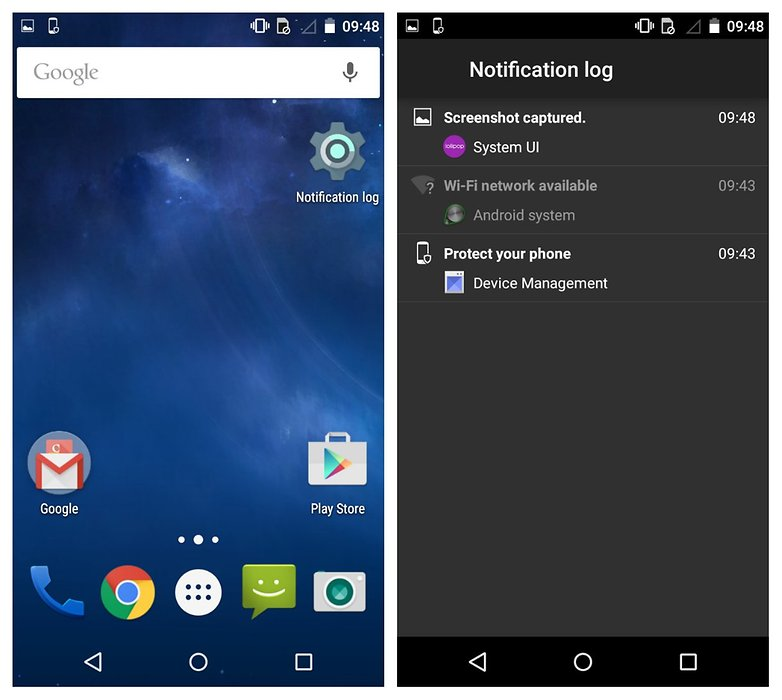 How to recover lost notifications on Android - Image 2