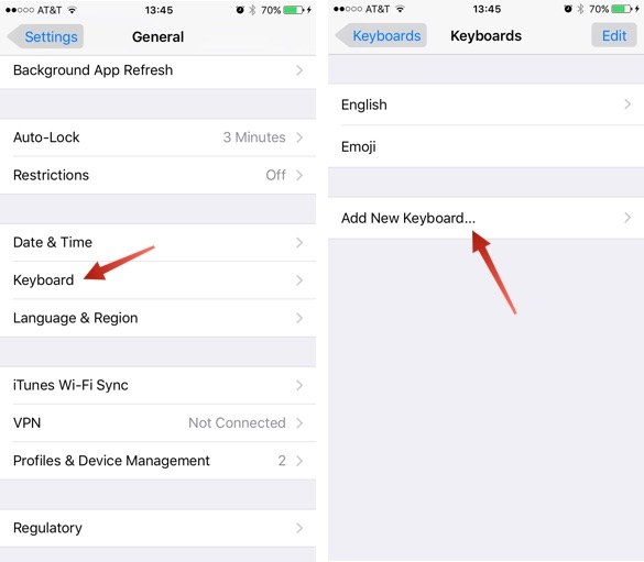 How to enable more emoticons on your iPhone and iPad - Image 1