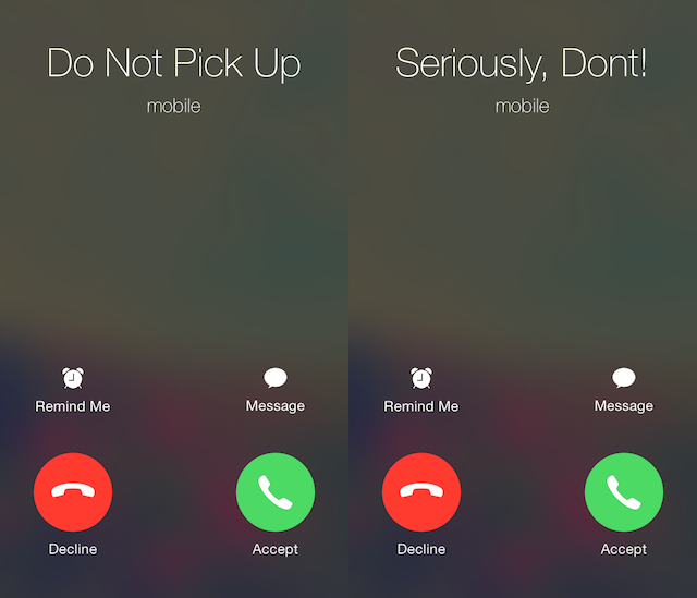 HOW TO BLOCK UNKNOWN OR PRIVATE CALLERS ON AN IPHONE 6 - Image 1
