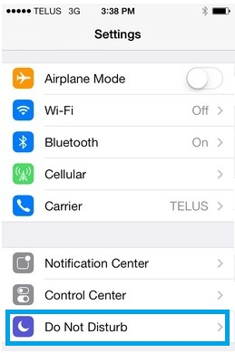 how to call private on iphone 6